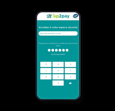 Application de paiement device