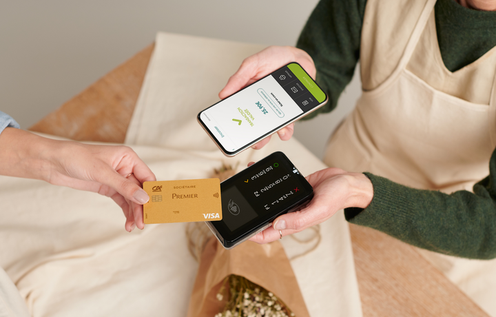Transaction Up2pay Mobile