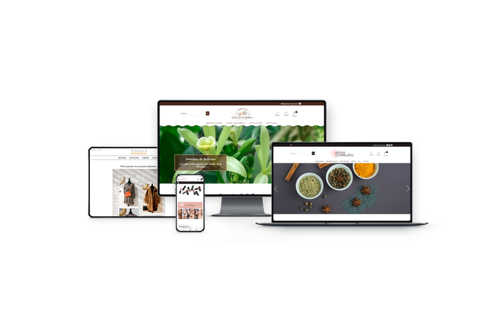 Mockup Pack e-commerce