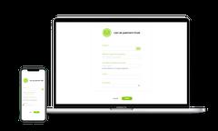 Mockup Paiement par lien - paiement en ligne