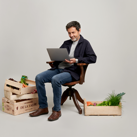 Agriculteur - Site marchand