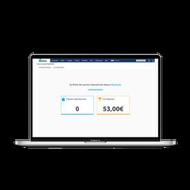 Mockup activité e-commerce