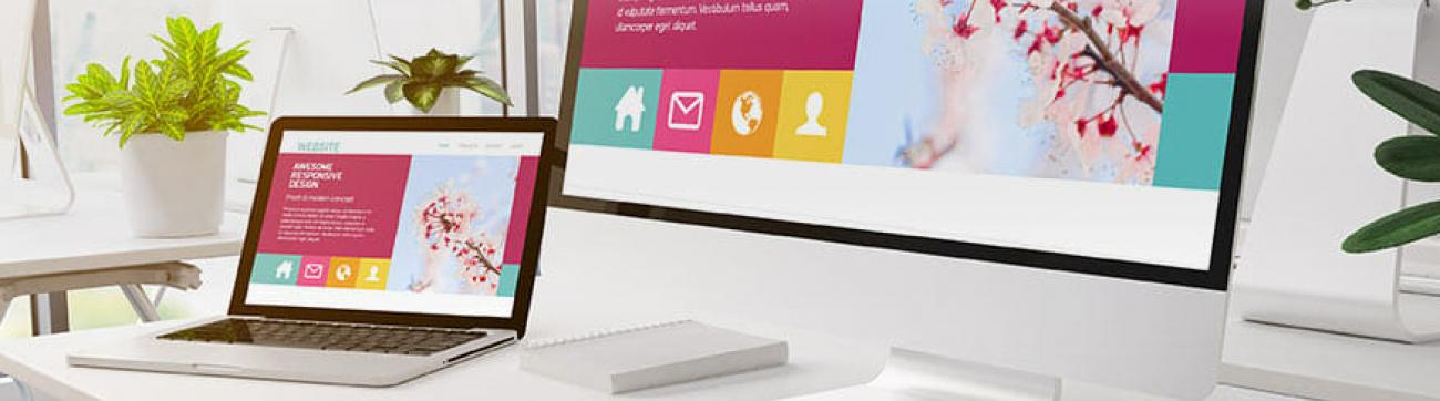 Personnalisation design site web